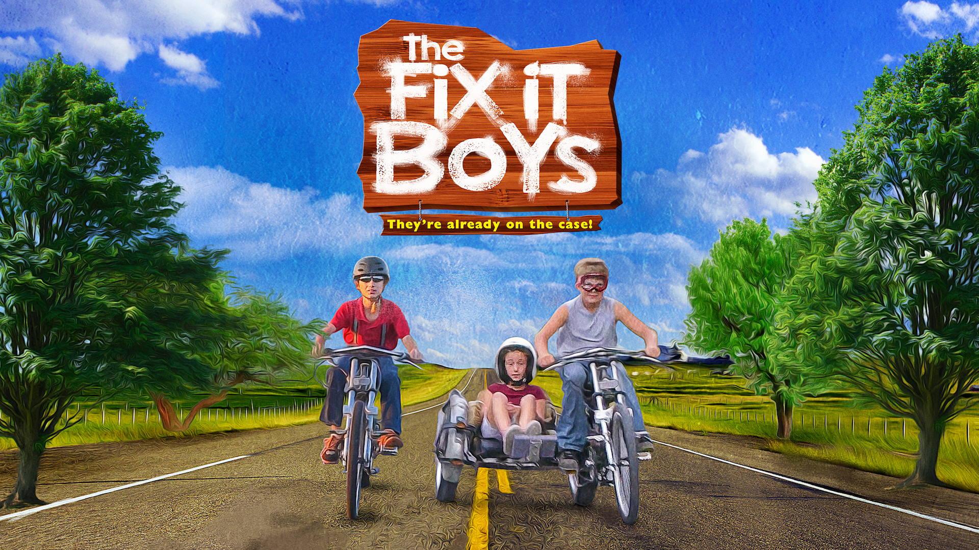 The Fix It Boys