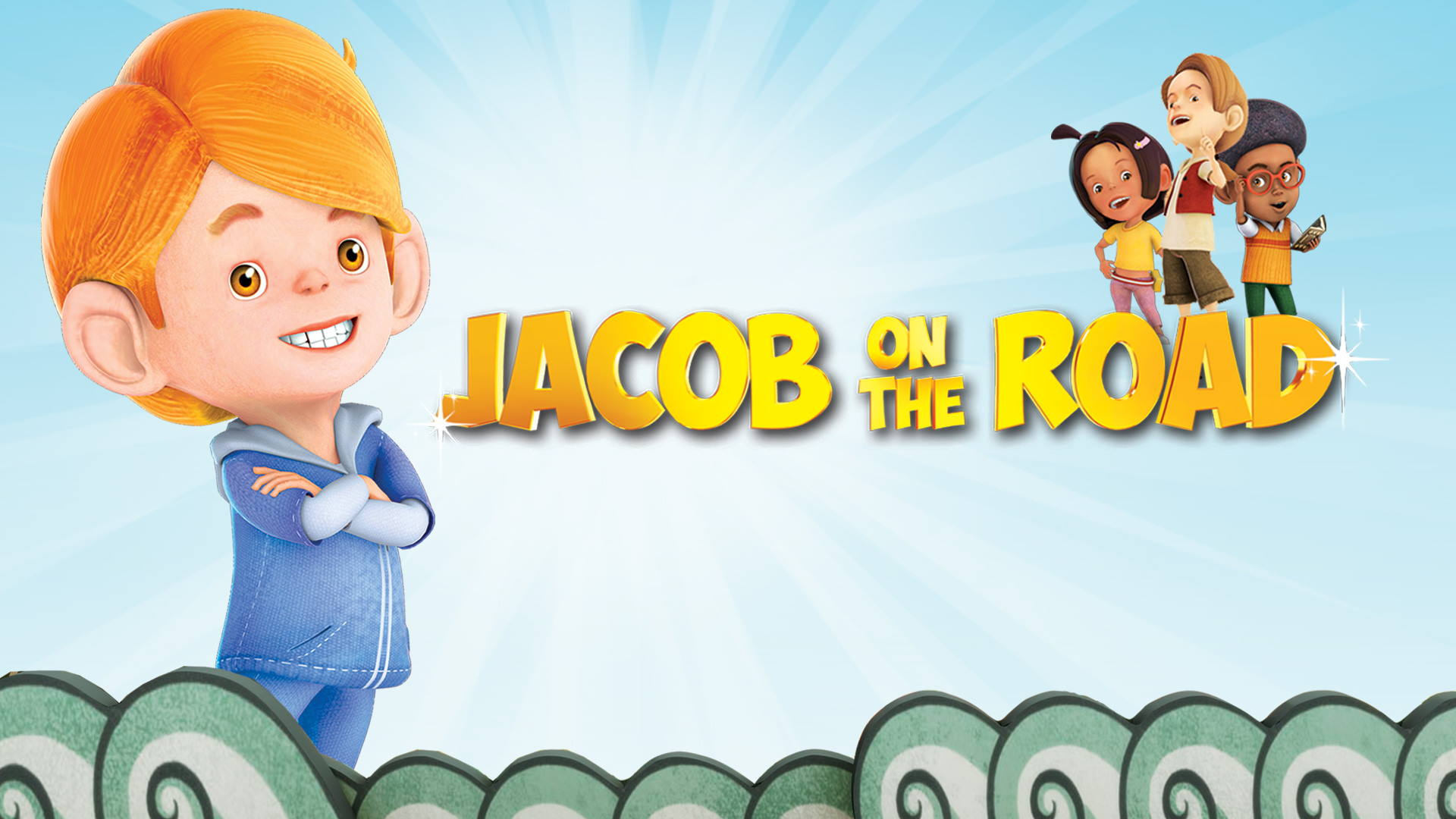 Jacob on the Road