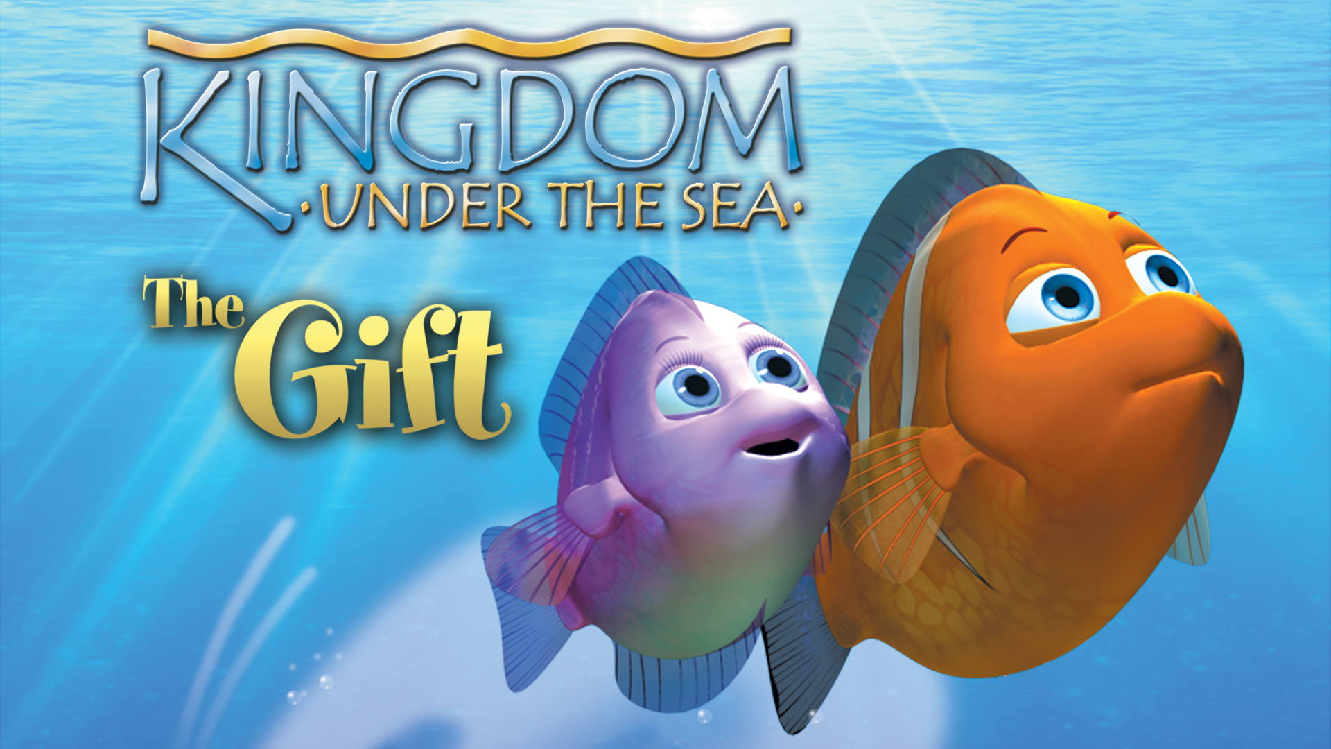 Kingdom Under The Sea 3: The Gift