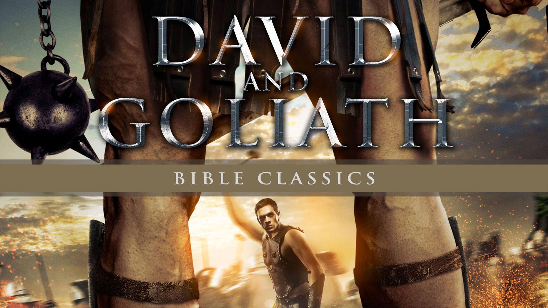 David And Goliath: Bible Classics