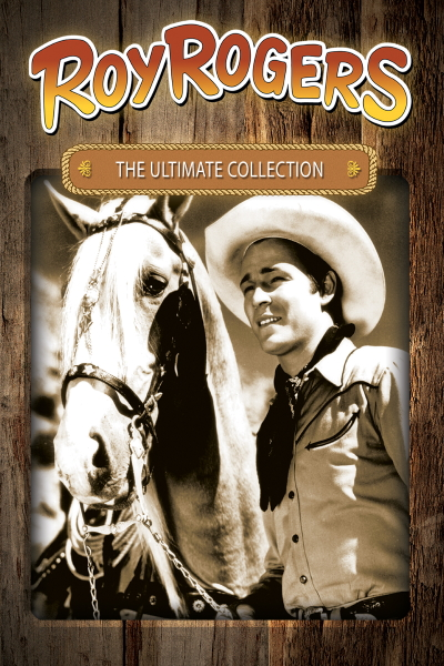 Roy Rogers: Night Time in Nevada