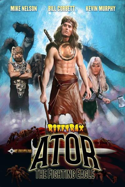 Rifftrax: Ator The Fighting Eagle
