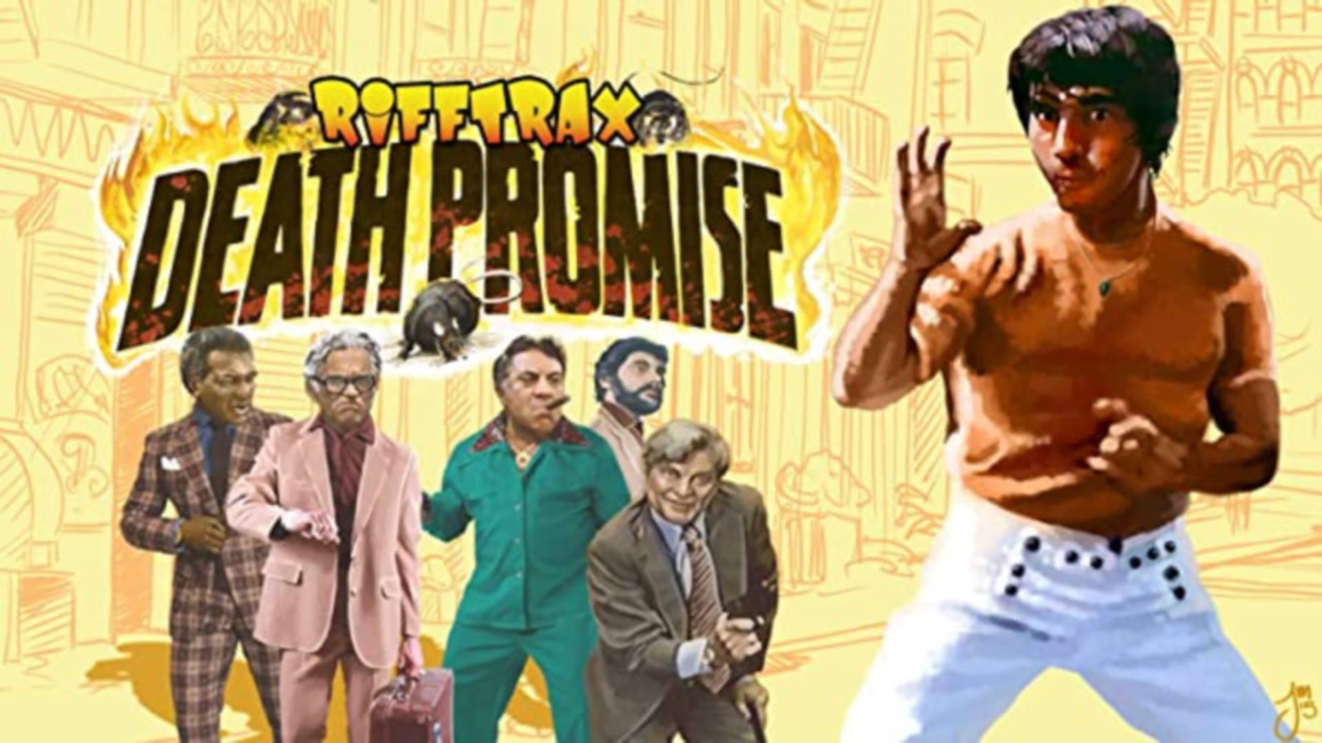 RiffTrax: Death Promise