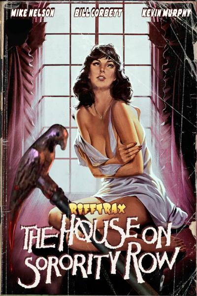 RiffTrax: The House On Sorority Row