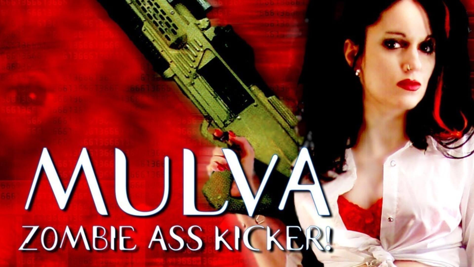 Mulva Zombie Ass Kicker