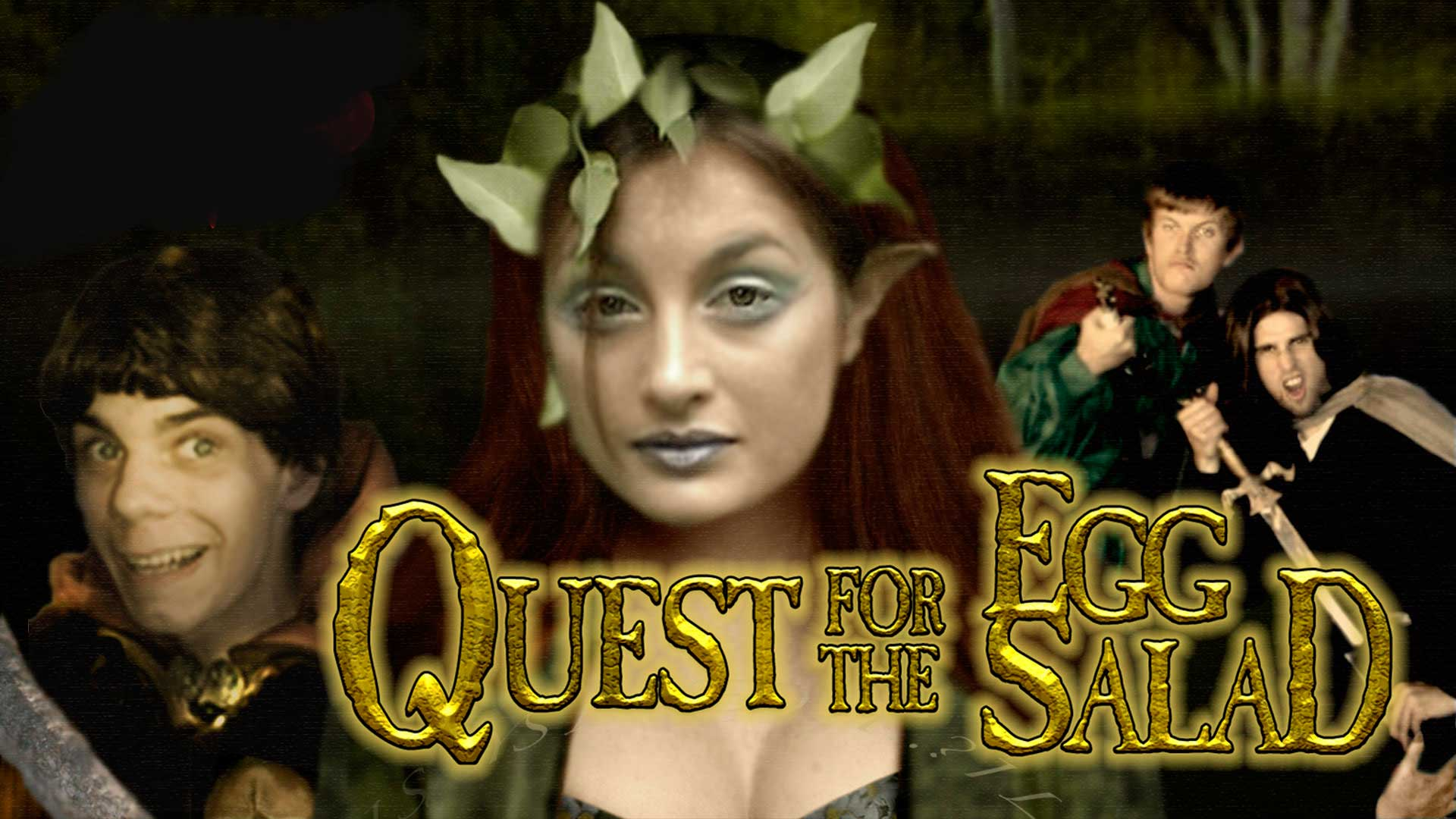 Quest For The Egg Salad