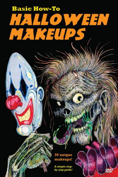 Basic How To Halloween Makeups