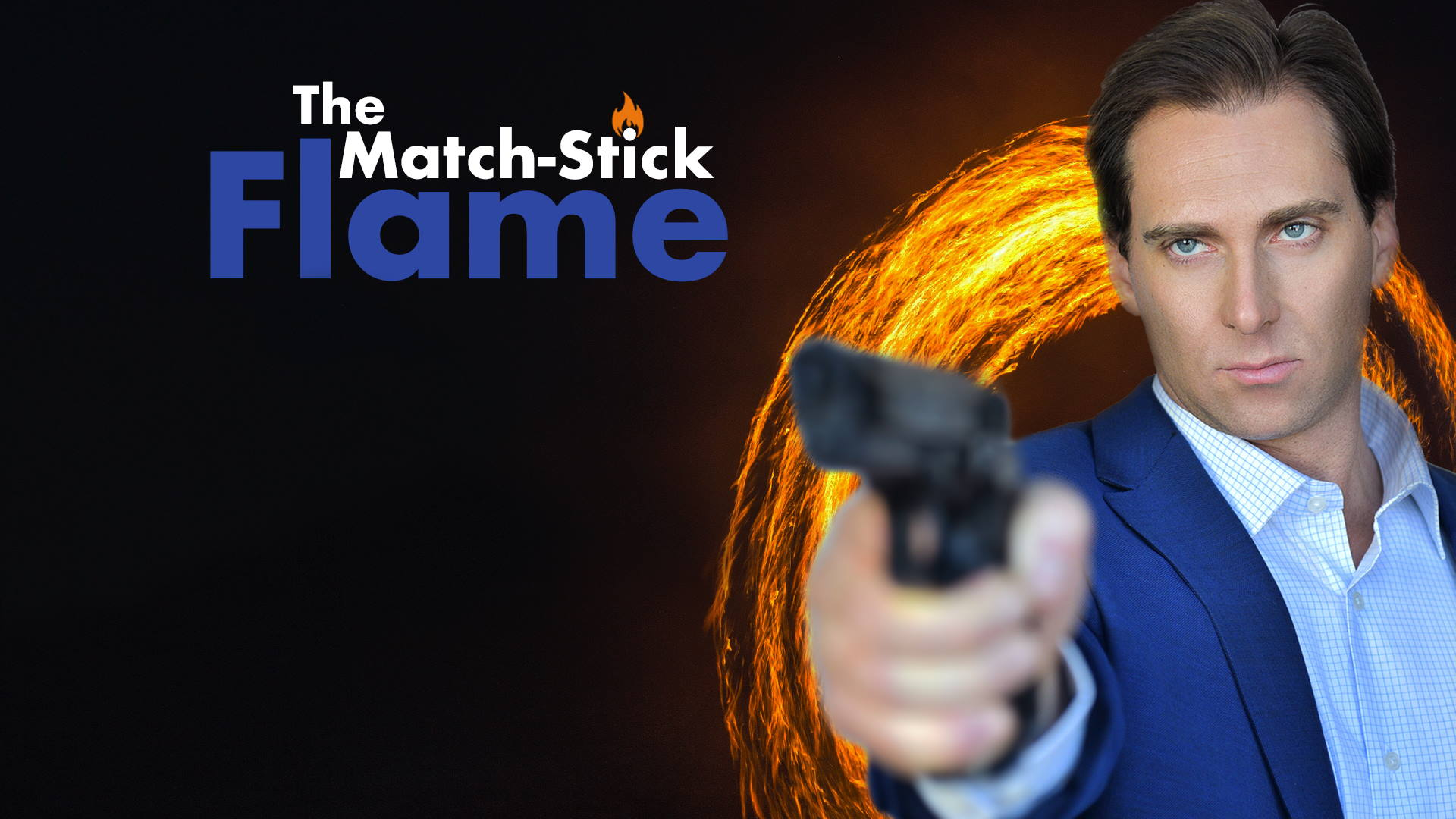 The Match Stick Flame