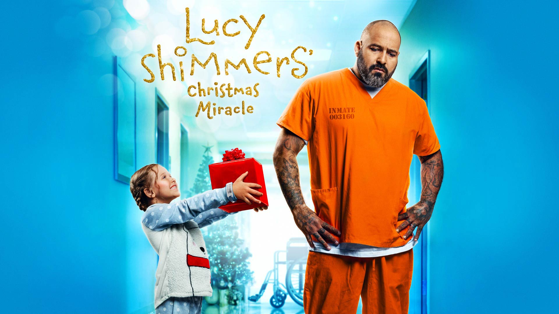 Lucy Shimmers Christmas Miracle