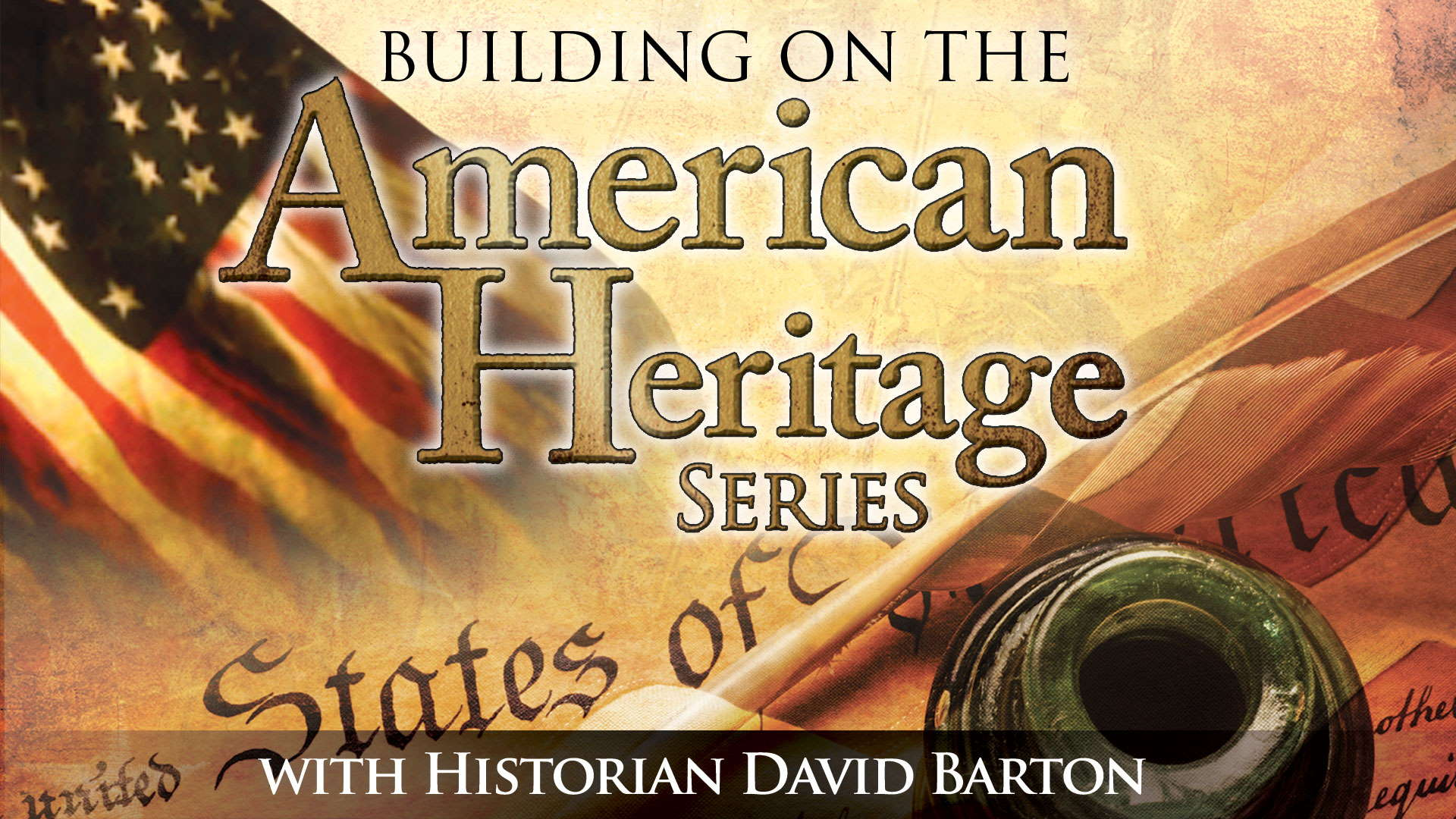 Building on The American Heritage Series