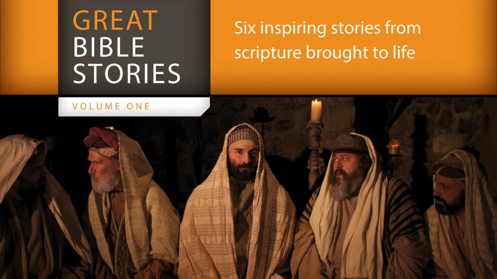 Great Bible Stories - Volume One