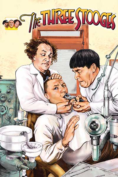The Three Stooges: 4 Greatest Routines