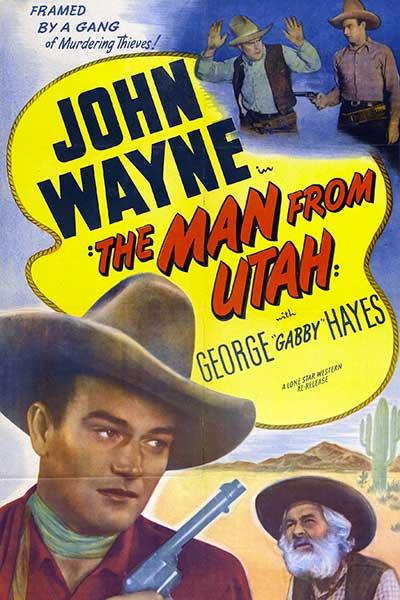 The Man From Utah