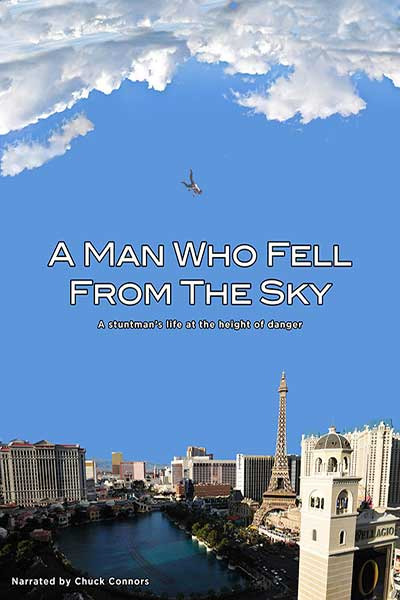 A Man Who Fell from the Sky