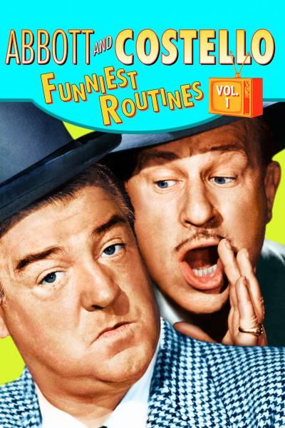 Abbott And Costello Funniest Routines Volume 1