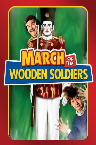 March of The Wooden Soldiers (In Color)