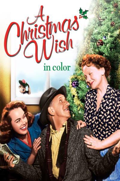 A Christmas Wish (In Color)