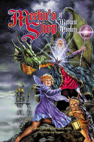 Merlins Shop Of Mystical Wonders