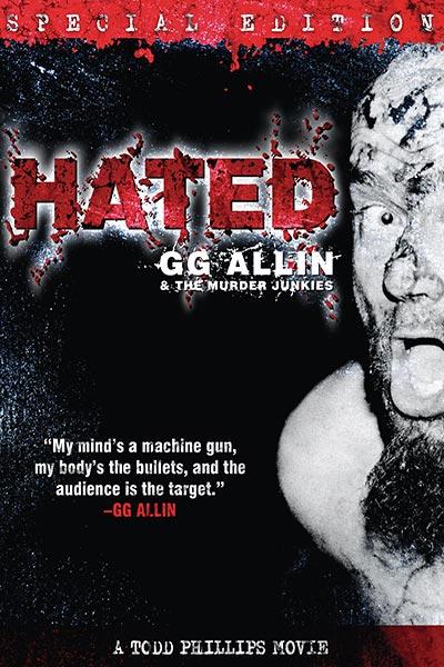 GG Allin: Hated