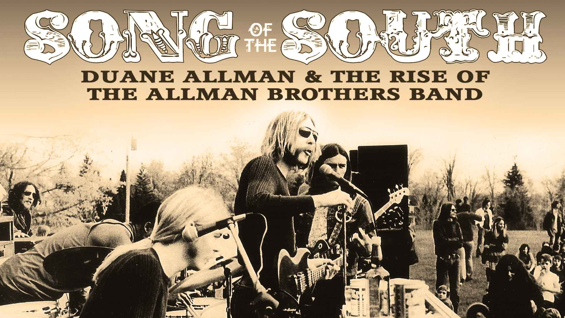 Duane Allman: Song of the South