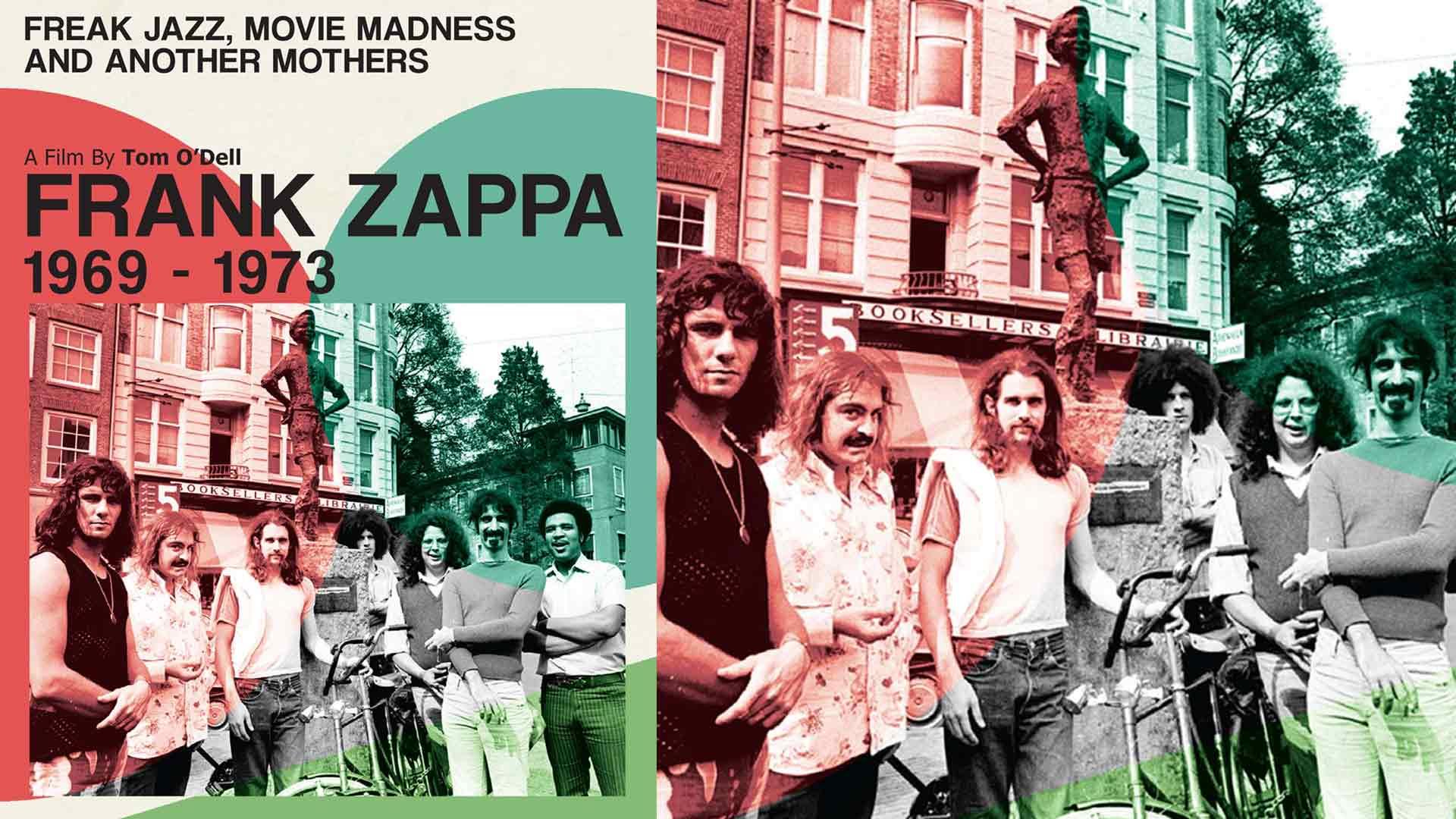 Frank Zappa: Freak Jazz, Movie Madness & Another Mothers
